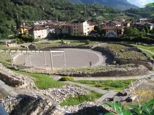 Anfiteatro romano a Cividate Camuno