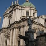 Duomo nuovo, Piazza Paolo VI Brescia