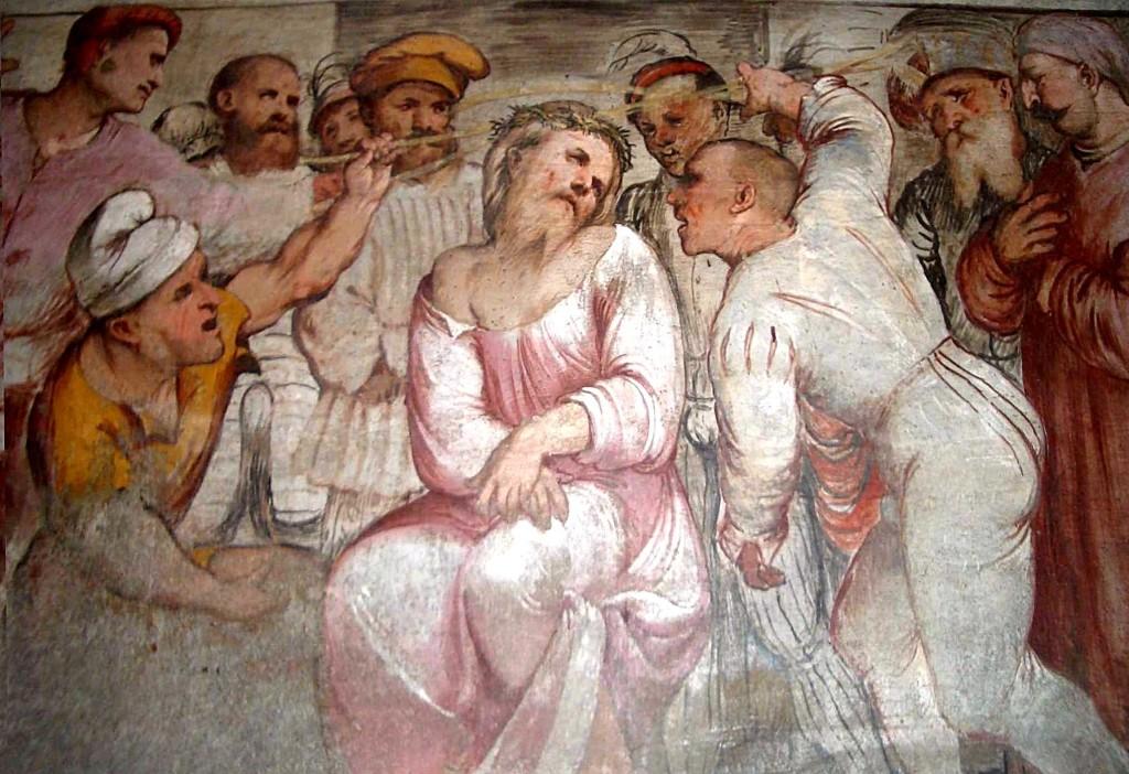 Santa Maria della Neve - Romanino 1534