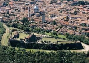 Panorama di Lonato