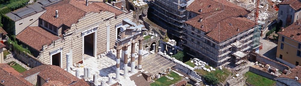 Capitolium e teatro