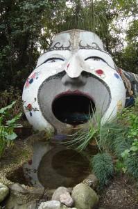 Giardino botanico Andrè Heller, particolare