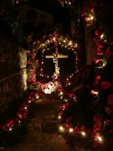 Monteisola la quinquennale Festa dei Fiori