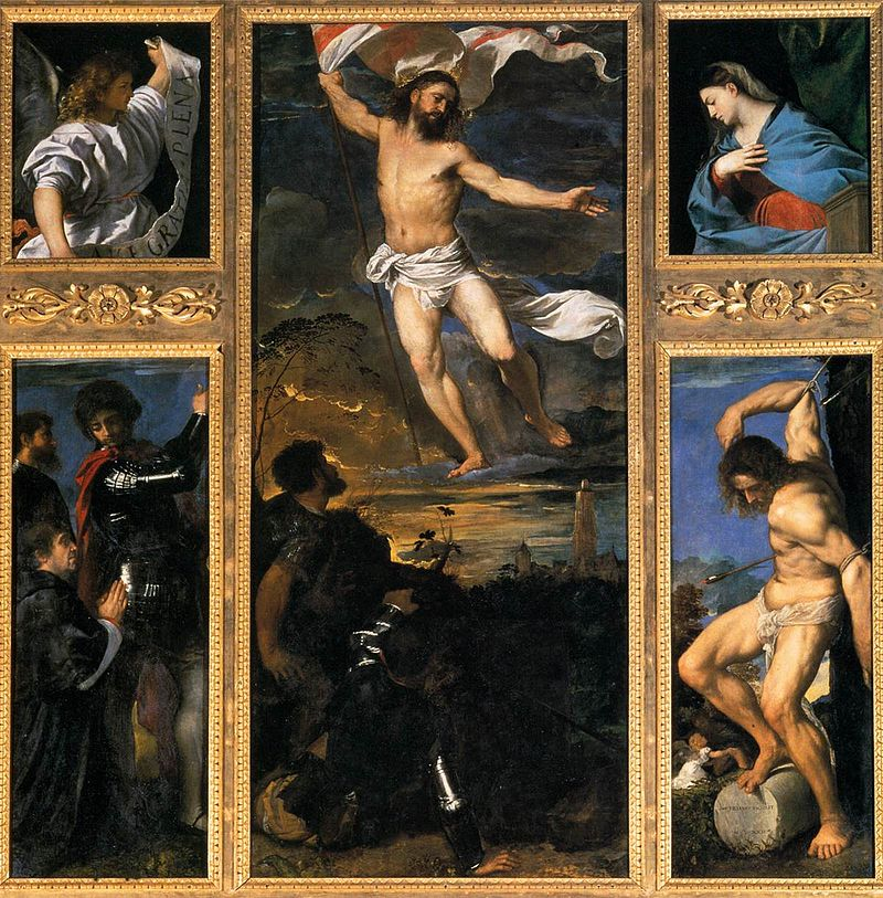 Polittico Averoldi 1520-22